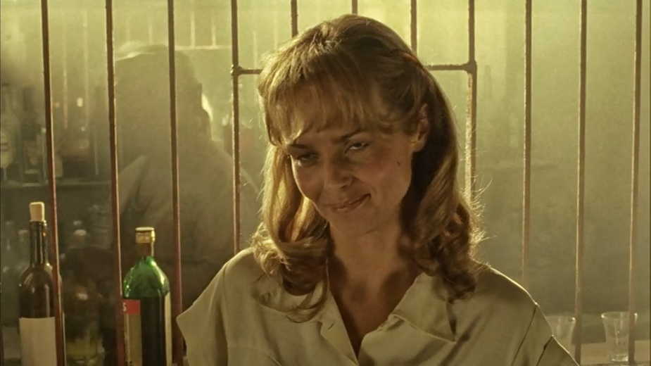 Dr Sarah Novack (Izabella Scorupco), in Exorcist: The Beginning