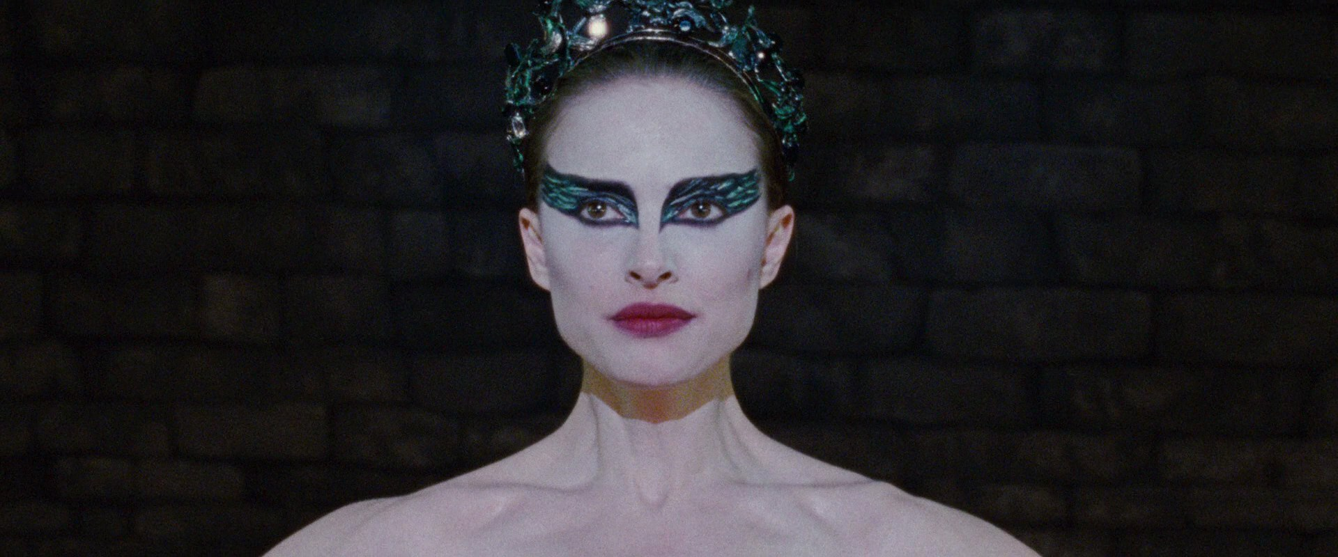 The film does not slow down from this point  Nina goes to perform the black  swan at any cost  including committing violent assault and murdering Lily. I just want to be perfect     Black Swan  2010    FictionMachine