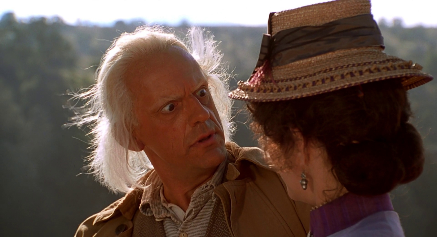 """It's a science experiment"""" 