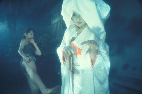 """Miki Jinbo (""""Kung Fu""""), Kimiko Ikegami (""""Gorgeous"""")"""