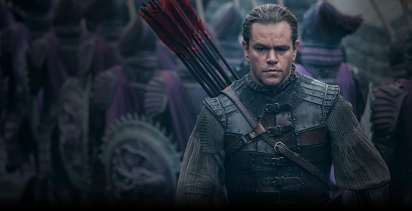 Review The Great Wall 2016 Fictionmachine