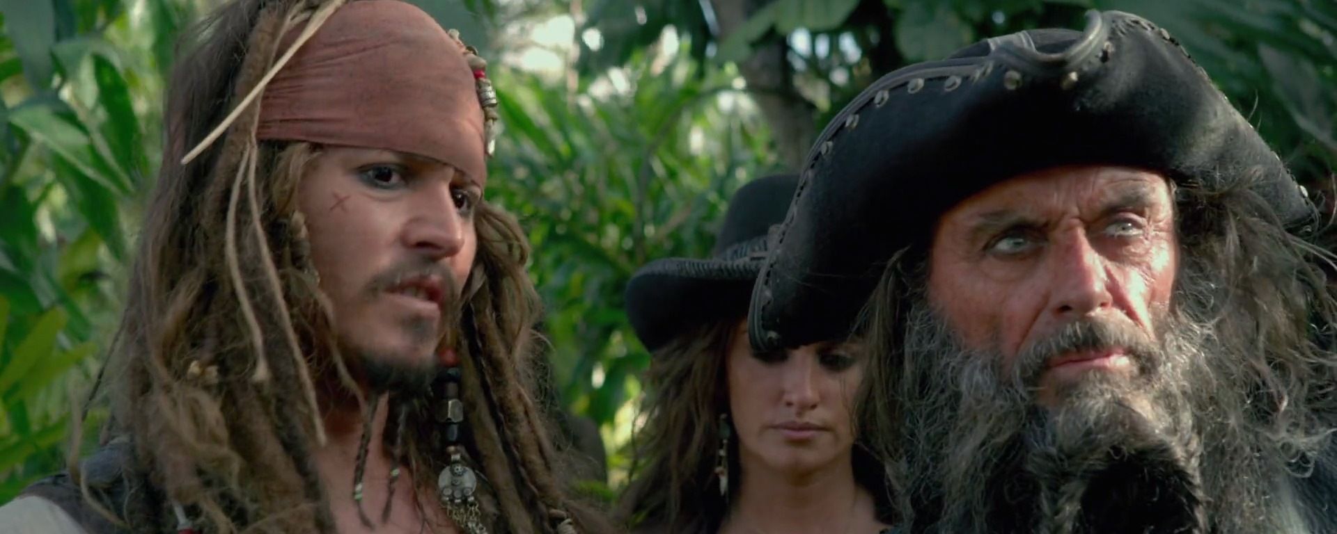 Review Pirates Of The Caribbean On Stranger Tides 2011 Fictionmachine