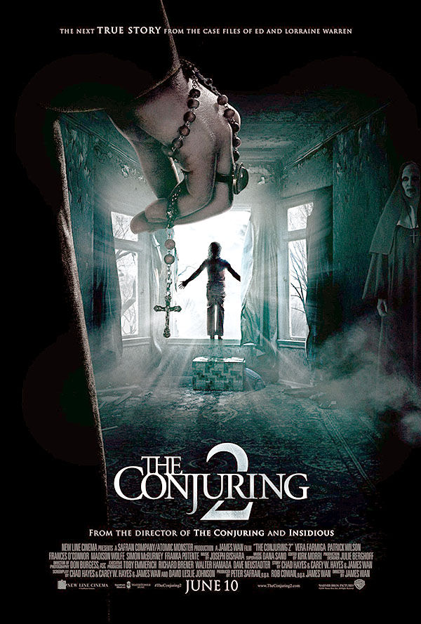 Review The Conjuring 2 2016 Fictionmachine