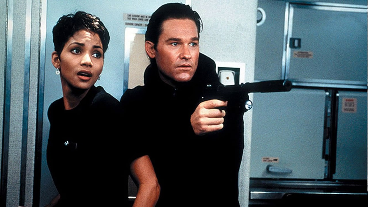 Executive Decision (1996) – Action, Adventure, Thriller