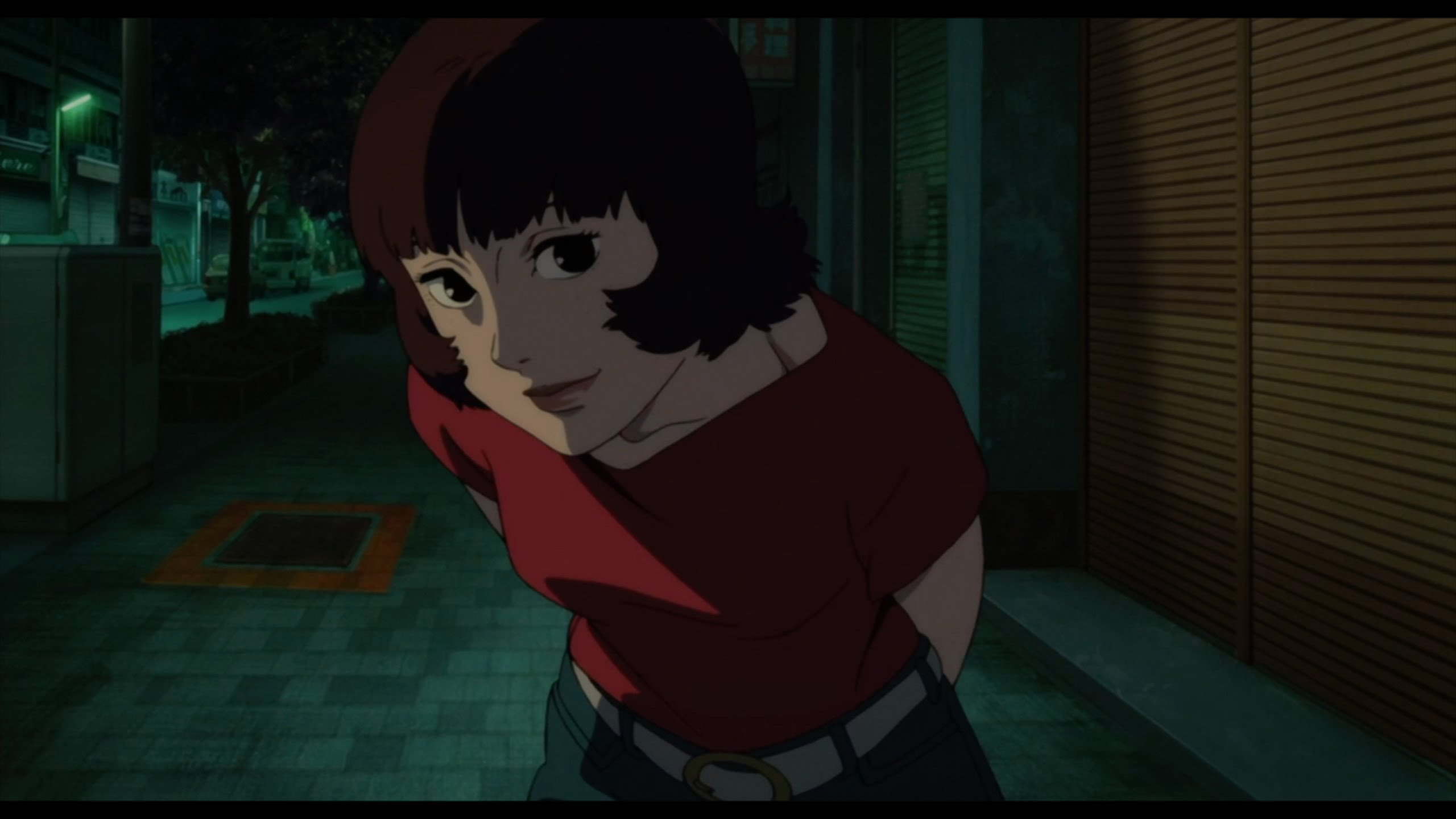 The Greatest Show Time Perfect Blue 1997 And Paprika 2006 Fictionmachine