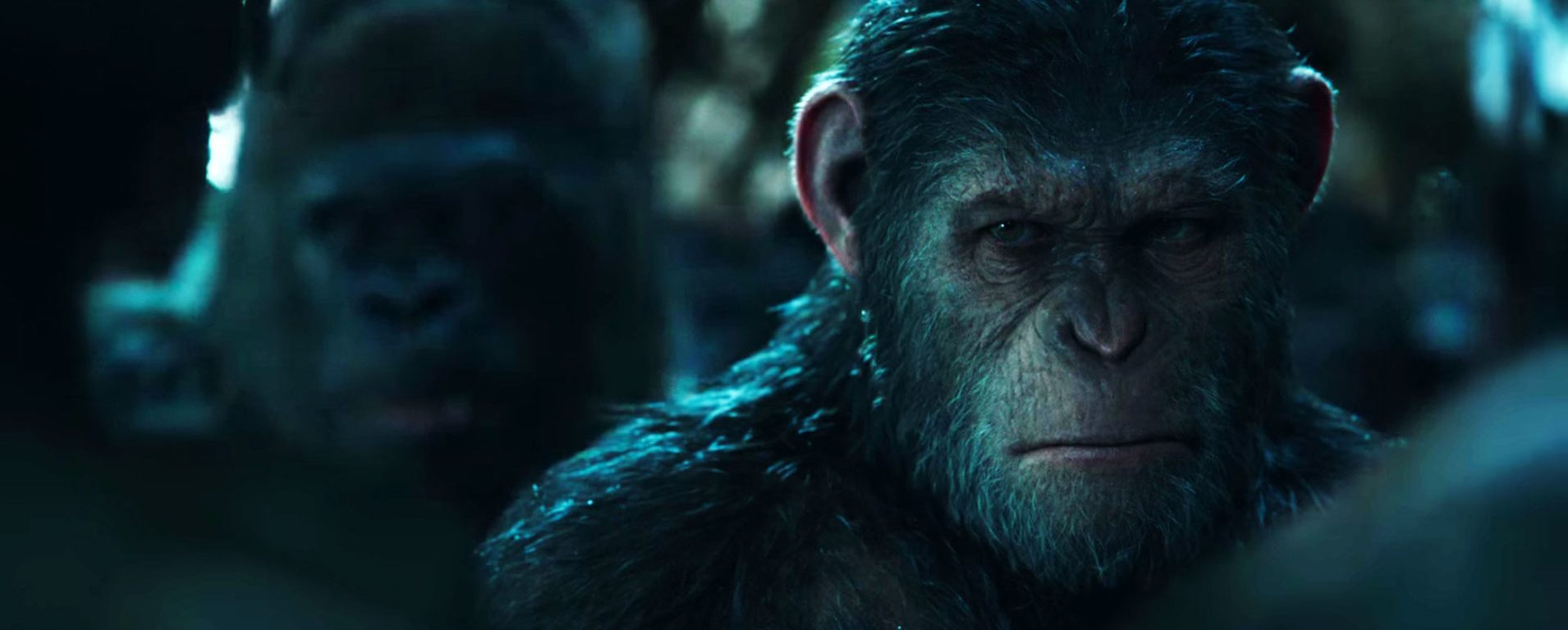 Review War For The Planet Of The Apes 2017 Fictionmachine