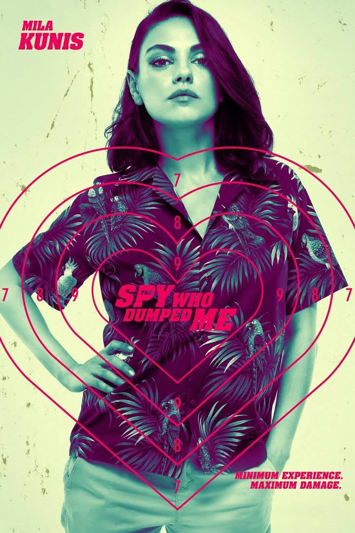 REVIEW: The Spy Who Dumped Me (2018) – FictionMachine