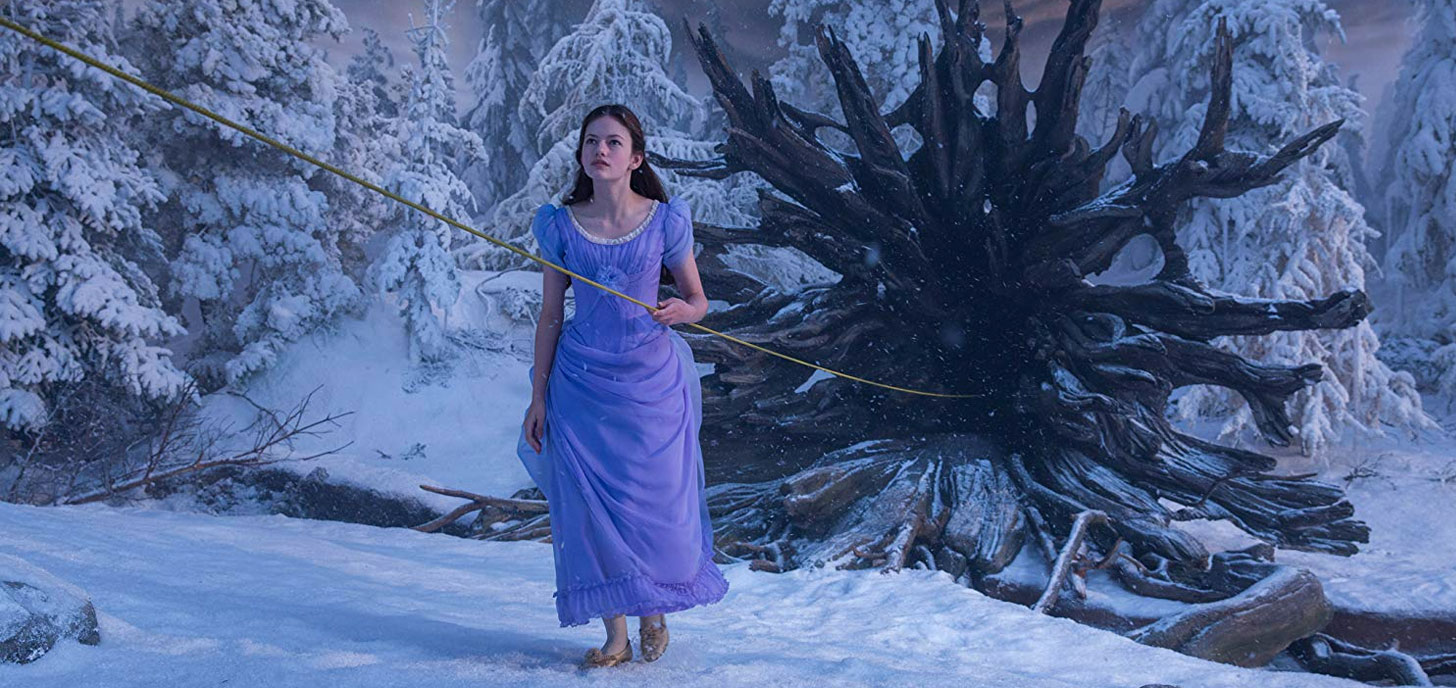 Review The Nutcracker And The Four Realms 2018 Fictionmachine