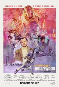oncehollywood_poster