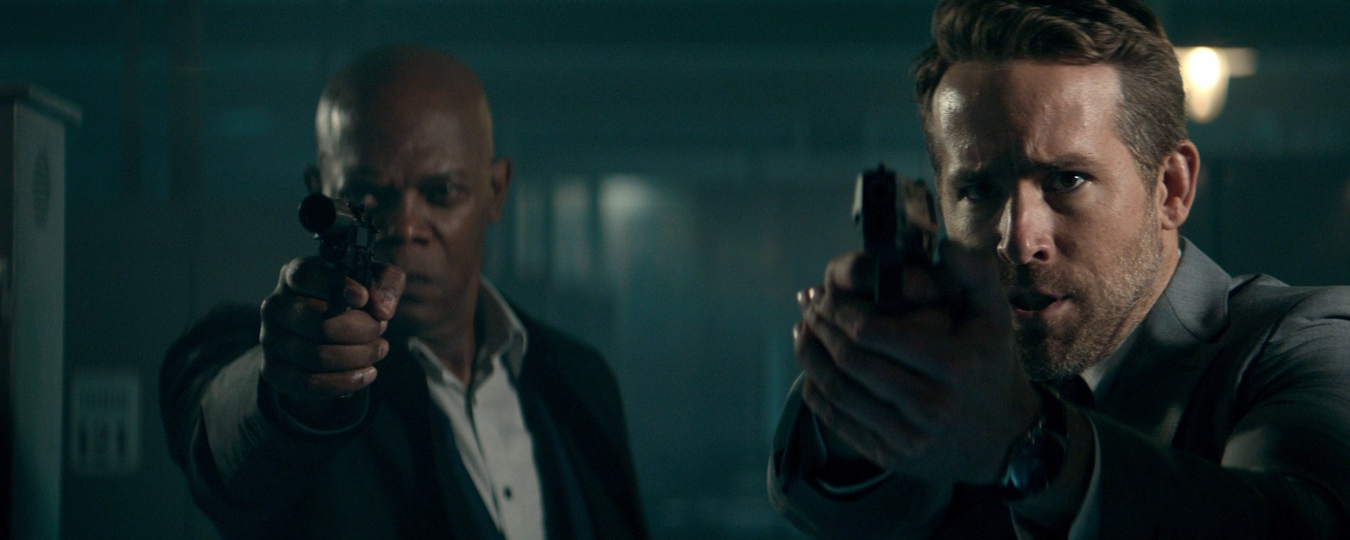 Review The Hitman S Bodyguard 2017 Fictionmachine