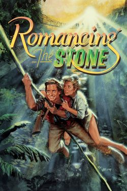 romancingthestone_poster