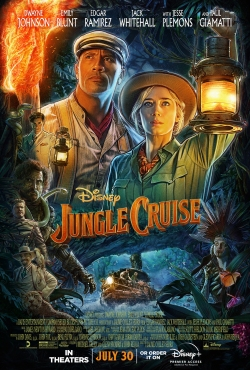 junglecruise_poster