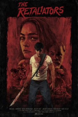 The Retaliators poster-1
